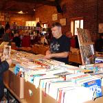 Boeken- en stripbeurzen